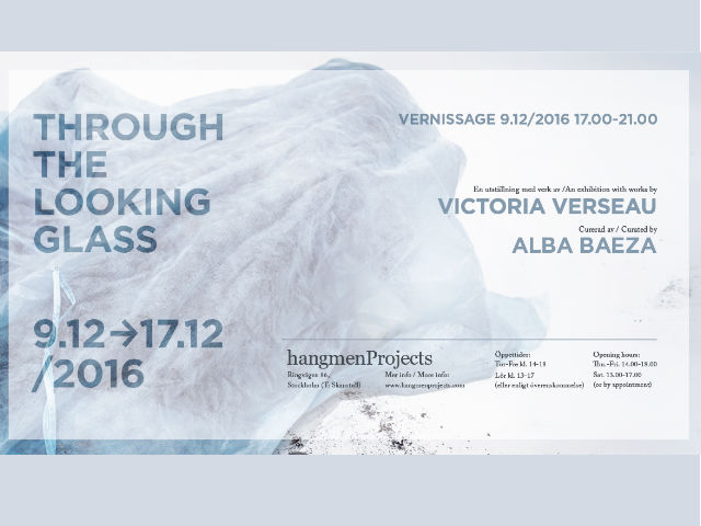 Victoria Verseau: Through the looking glass